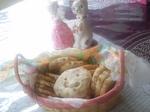 母とクッキー